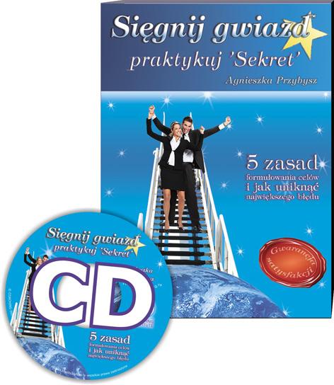 cd_Sięgnij Gwiazd_Coaching Institute, sukces, kariera, zmiana pracy
