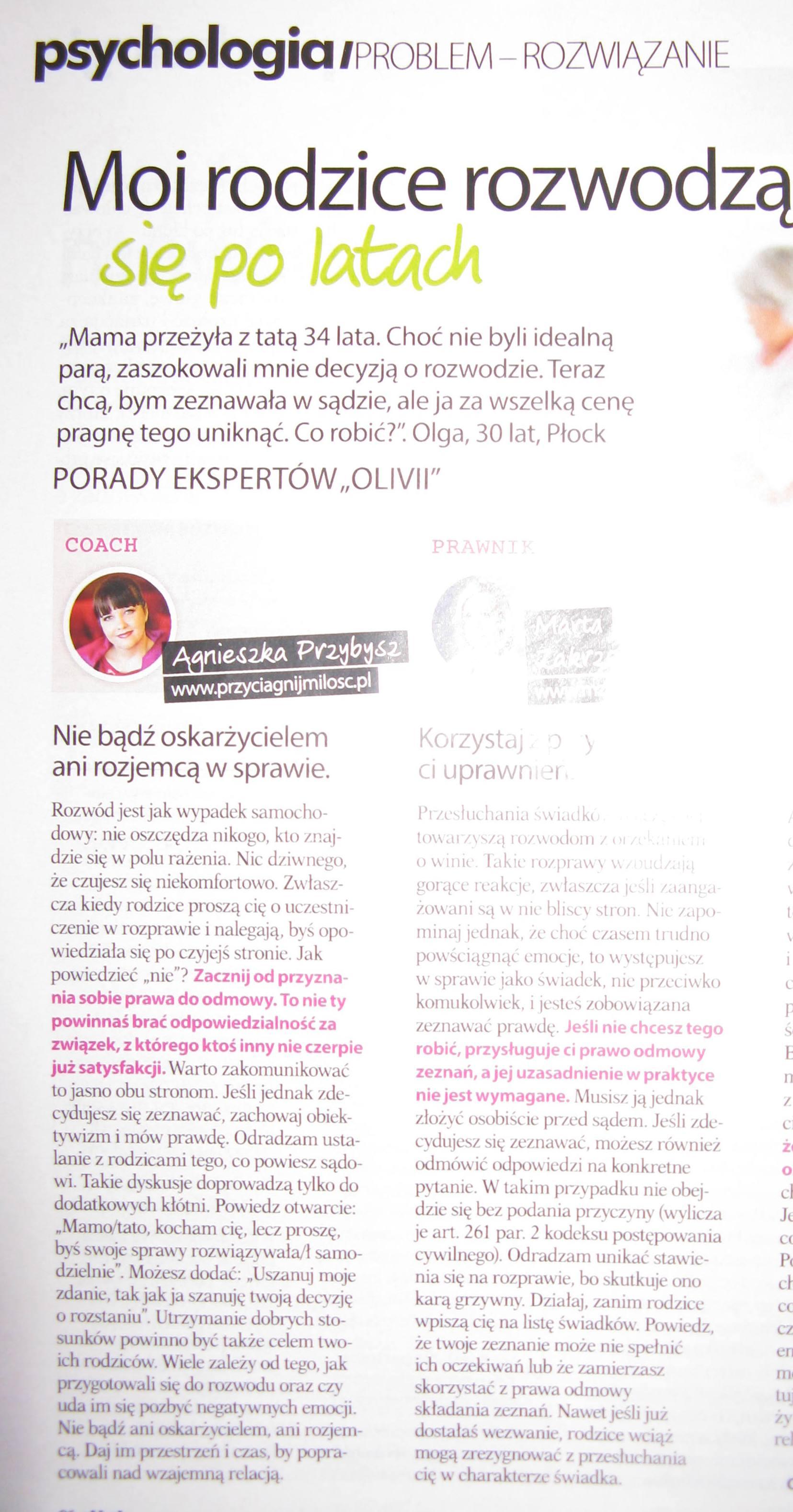 moi-rodzice-rozwodza-sie-po-latach-coaching-Agnieszka-Przybysz-Olivia